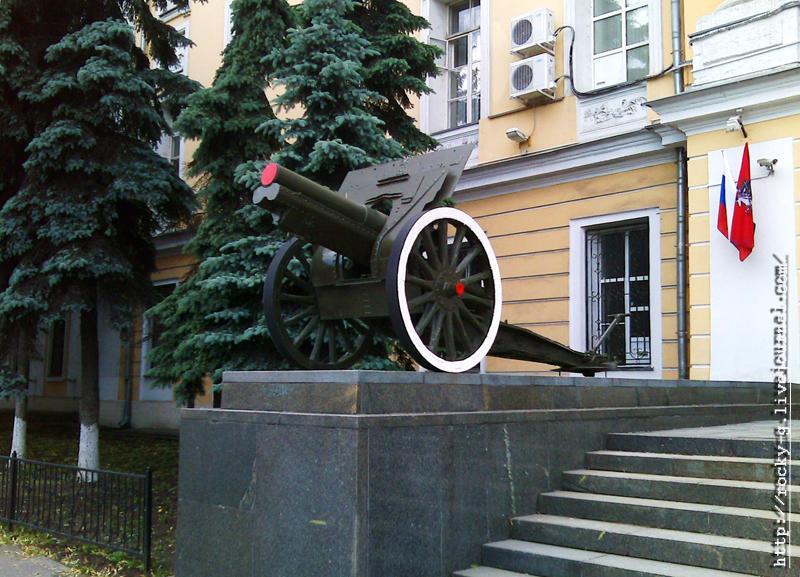 Архив штаба московского военного округа