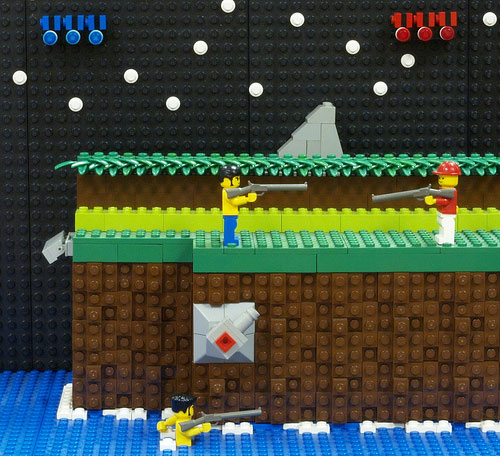 Lego 8 bit