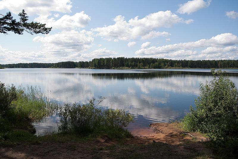 Озеро перетно окуловский район рыбалка