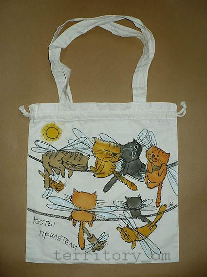 Рисунок для декора сумок
