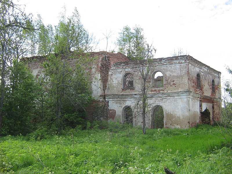 Лопотов Пельшемский монастырь VeniVidi.ru